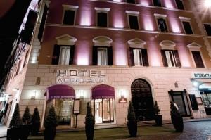 ローマ ホテル ACCADEMIA