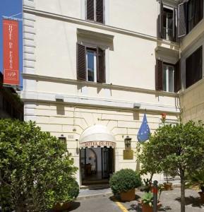 ローマ ホテル DE PETRIS