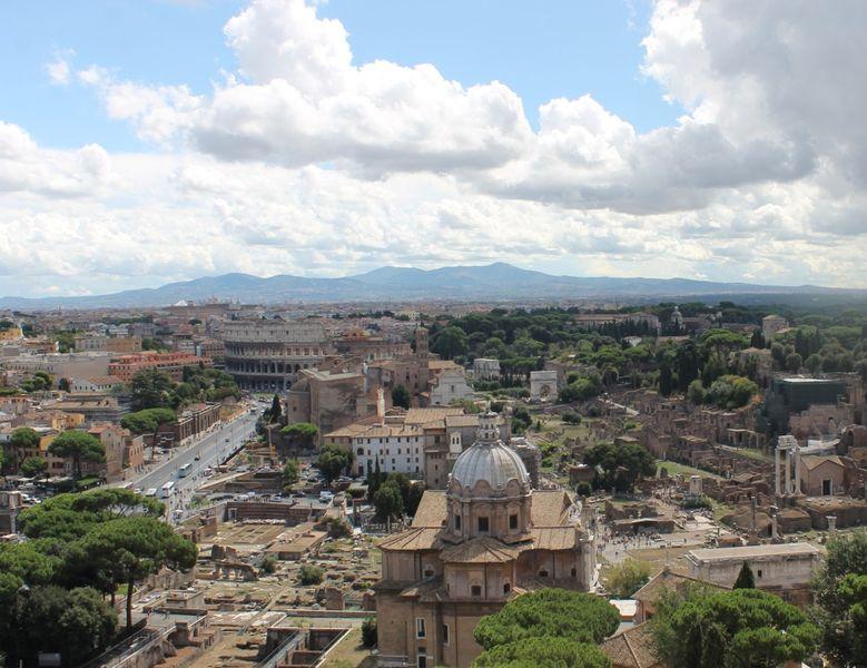 ローマのパノラマ