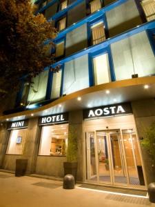 ミラノ ホテル AOSTA