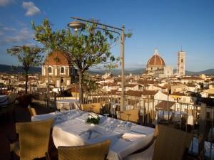 フィレンツェ ホテル BAGLIONI