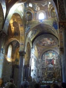 パレルモ マルトラーナ教会