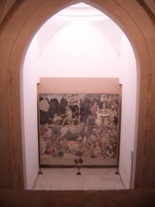 パレルモ フレスコ画「死の勝利」