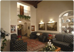 フィレンツェ ホテル DEGLI ORAFI
