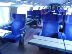 TGV1等車