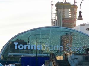 トリノ ポルタ・スーザ駅