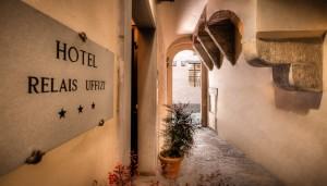 フィレンツェ ホテル RELAIS UFFIZI