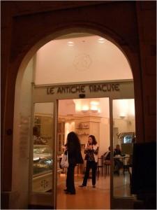 シラクーサのバール Le Antiche Siracuse