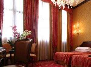 ヴェネツィア ホテル BOSCOLO BELLINI
