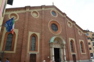ミラノ サンタ・マリア・デレ・グラツィエ教会