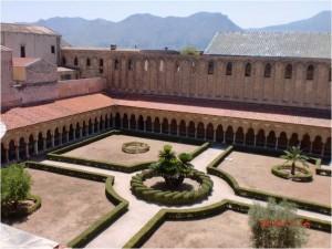 モンレアーレ 修道院