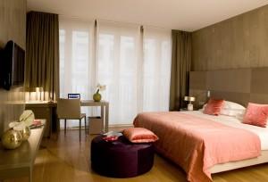 ミラノ ホテル STARHOTEL ROSA GRAND