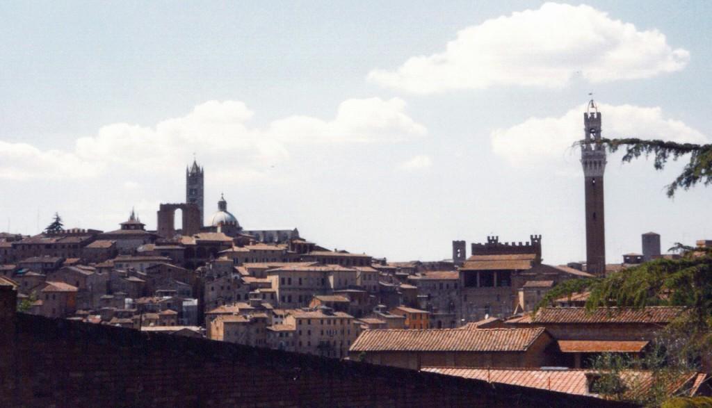 トスカーナの世界遺産 シエナ旧市街