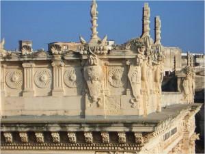 シラクーサのバロック建築