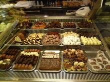 アマルフィのカフェ・パンサ