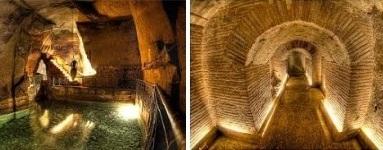 ナポリ地下遺跡