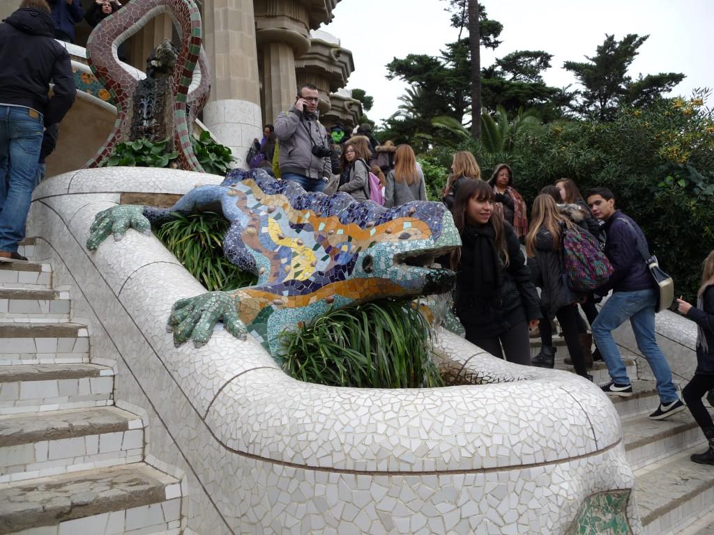 グエル公園の画像 p1_5