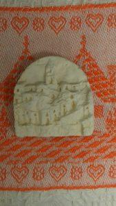 イタリア土産 マテーラのマグネット