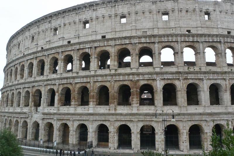コロッセオ 外観