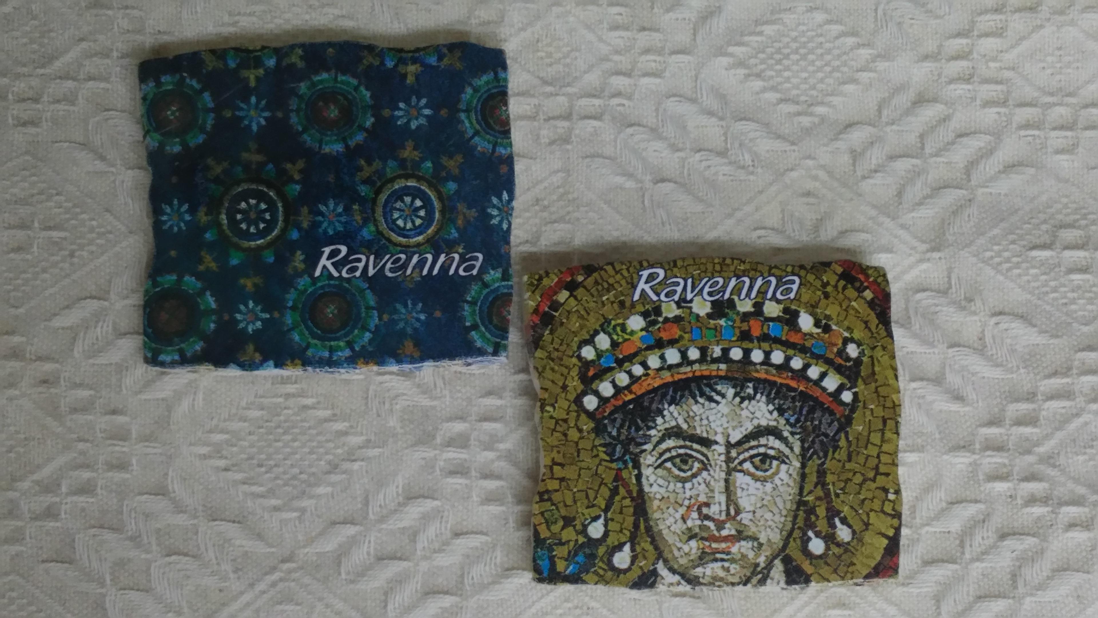イタリア土産 ラヴェンナのモザイク