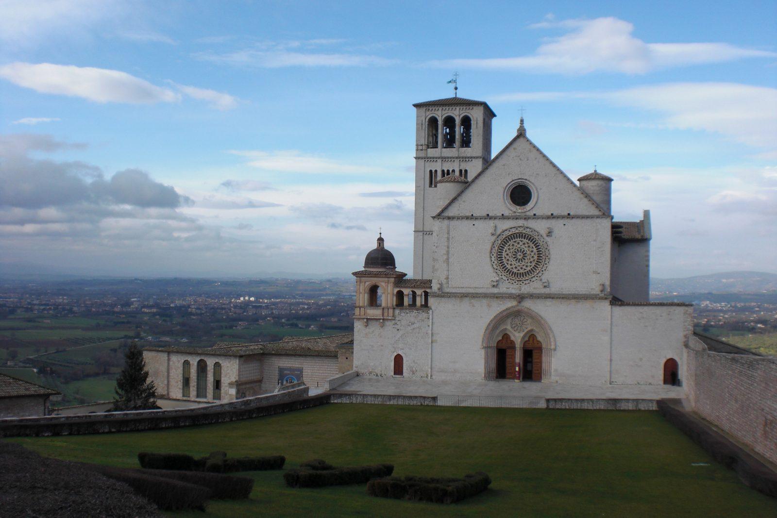 アッシジ サン・フランチェスコ教会