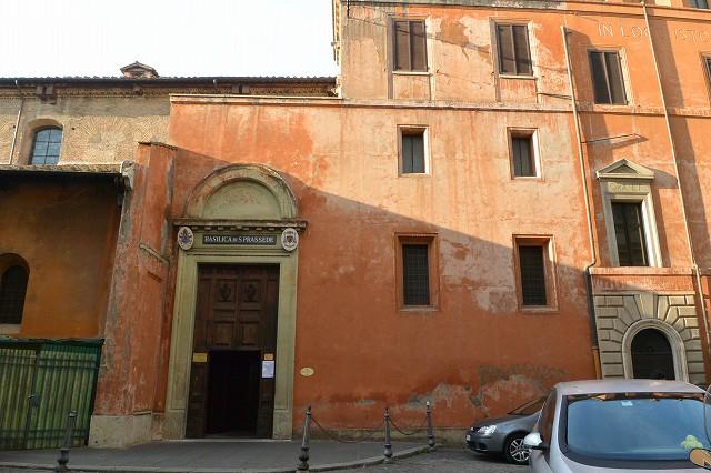 サンタ・プラッセーデ教会