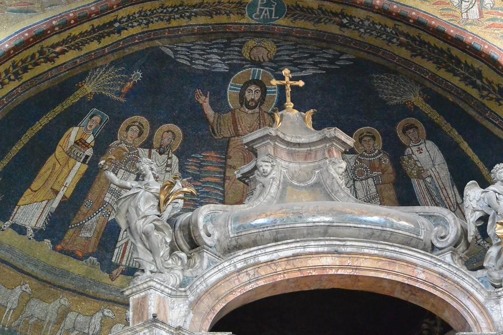 ローマ サンタ・プラッセーデ教会