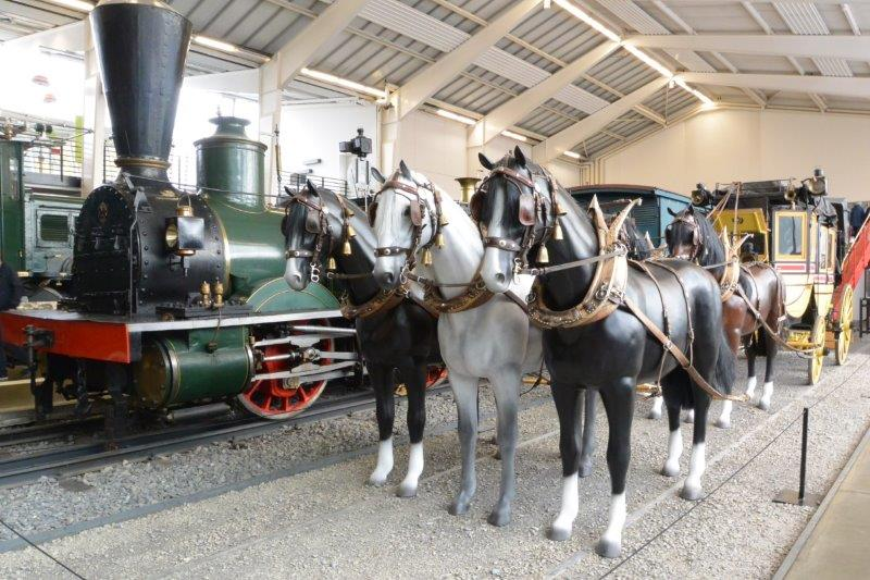 スイス国立交通博物館