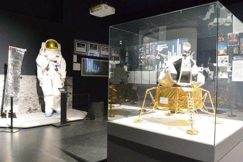 スイス国立交通博物館 宇宙