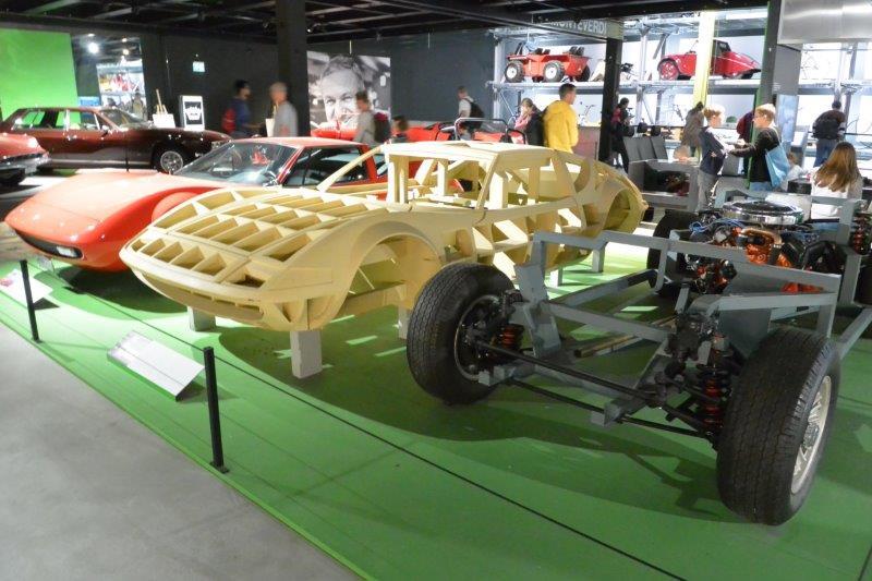 スイス国立交通博物館 自動車