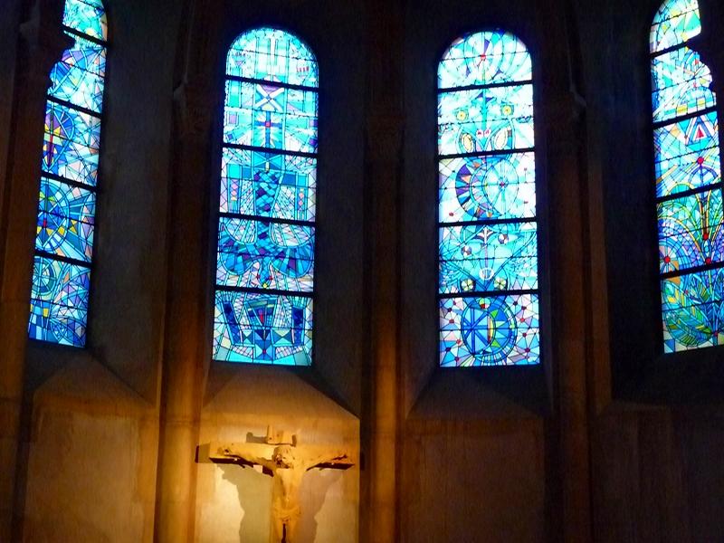 メッス サン・マキシマン教会