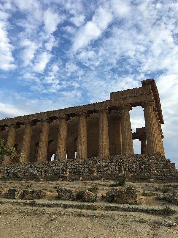 アグリジェント コンコルディア神殿