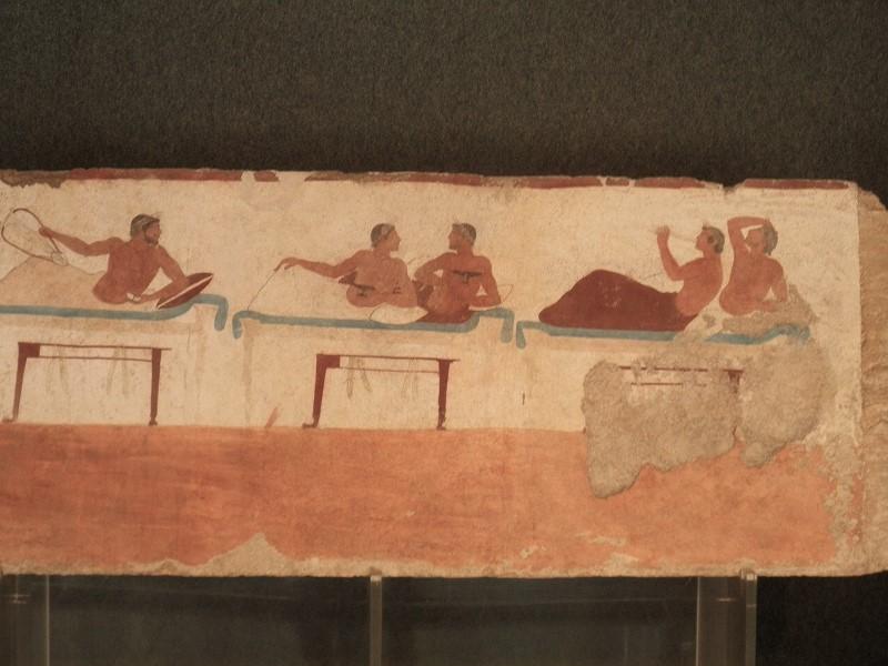 パエストゥム 国立考古学博物館